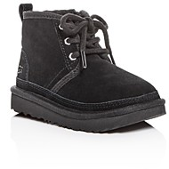 UGG Unisex Neumel Ii Suede Lace Up Boots - Walker, Toddler