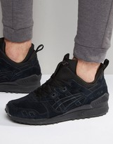 Asics Gel-lyte Mt Winter Trainers Hl6f4 9090