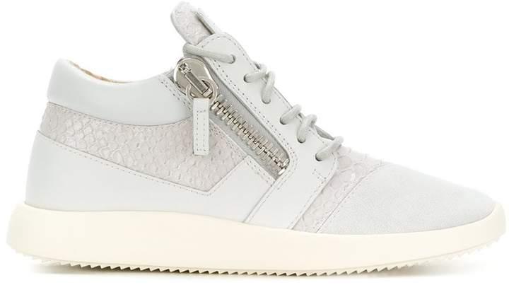 Giuseppe Zanotti Design Frankie hi-top sneakers