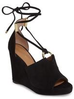 Calvin Klein Women's Ramona Wraparound Wedge Sandal