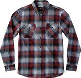 RVCA Men's Highland Plaid Shirt