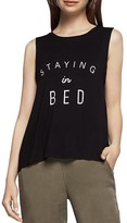 BCBGeneration Staying In Bed Muscle Tank