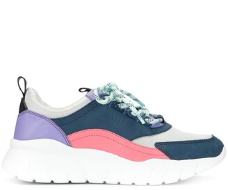 Bally Colour-Block Sneakers