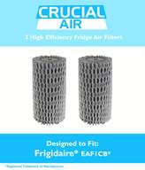 2 Frigidaire EAF1CB Pure Air Refrigerator Air Filter Fits Frigidaire & Electrolux Pure Advantage Refrigerators, Designed & Engineered by Crucial Air