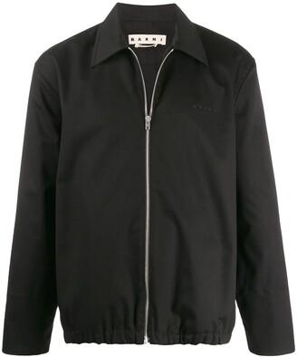 Marni Signature Lightweight Jacket