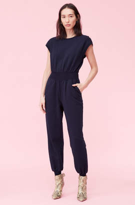 Rebecca Taylor La Vie French Terry Jumpsuit