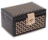 Wolf Chloe Small Leather Jewelry Box