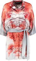 Maria Grachvogel Hikari printed washed-silk shirt