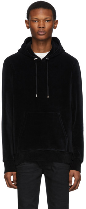 84273ffb Velour Hoodie For Men - ShopStyle