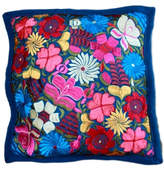Teterete Mexican Colorful Pillow Cover