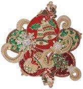 Kim Seybert Christmas Baubles Placemat