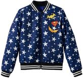Girls 7-16 DC Comics Super Hero Girls Bomber Jacket