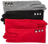 Lauren Ralph Lauren 3 Button Tech Gloves