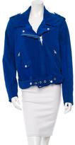 Acne Studios Suede Eisenhower Jacket w/ Tags