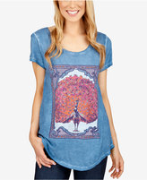 Lucky Brand Peacock Graphic T-Shirt