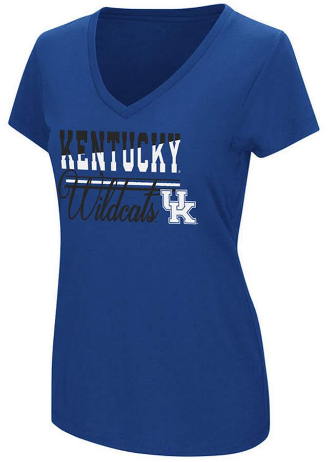 Colosseum Women Kentucky Wildcats PowerPlay T-Shirt
