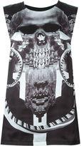 Marcelo Burlon County of Milan skull print vest