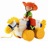 Sevi Pull Along Cowboy