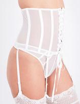 Implicite Talisman mesh corset