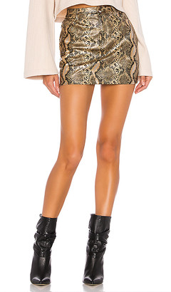 superdown Khloe Mini Skirt