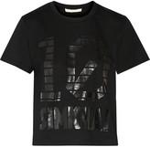 Jonathan Simkhai Printed cotton T-shirt