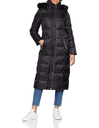 S'Oliver Women's 05.810.52.7672 Coat, Black 9999