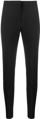 Frankie Morello Slim-Fit Tailored Trousers