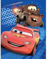 "Disney Pixar Cars 46"" x 60"" Plush Throw"