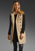 Gryphon Candy Dots Trench