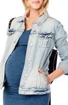 Ingrid & Isabel R) Mama Denim Maternity Jacket