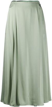 Forte Forte A-line midi skirt