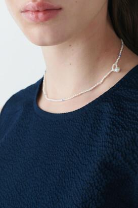Cos Short Pearl Necklace