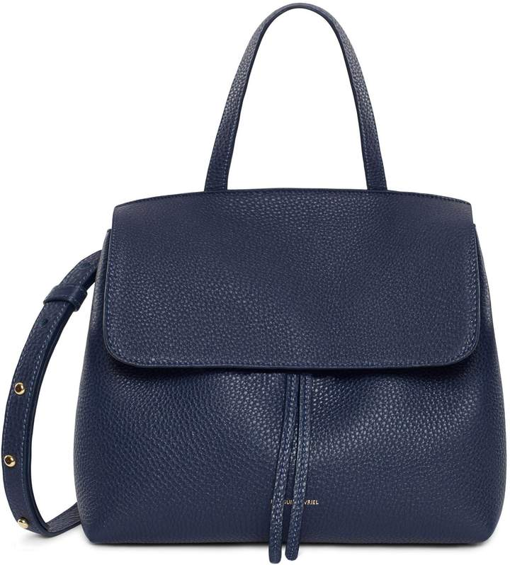 Mansur Gavriel Tumble Mini Lady Bag - Blu