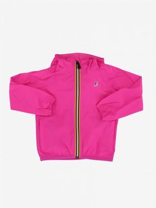 K-Way Le Vrai 3.0 Claudette Jacket With Hood