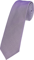 Oxford Tie Silk Dark Purple Regular