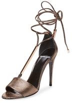 Pierre Hardy Blondie Leather Sandal