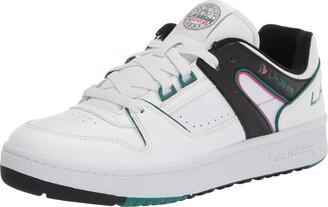 Skechers Women's Street L.a. Gear-Slammer Low Sneaker