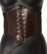 Flashback And Freedom Steampunk Waist Cincher Belt Medieval Pirate Gypsy Women's Costume Accessory