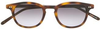 Epos Round-Frame Sunglasses