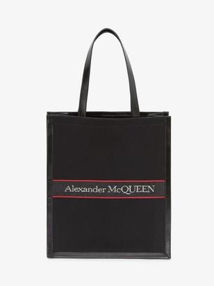 Alexander McQueen Selvedge Tote
