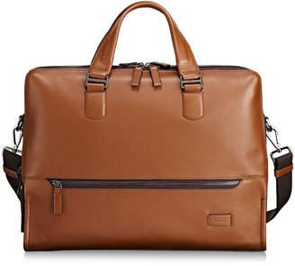 Tumi Horton Double Zip Leather Briefcase