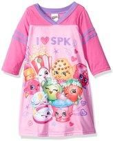 "Shopkins Big Girls' ""I Love SPK"" Nightgown"