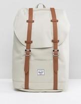 Herschel Retreat Backpack in Gray