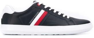 Tommy Hilfiger Stripe Detail Low-Top Sneakers