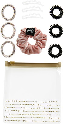Invisibobble Pouch of Awesome Hair Tie Set