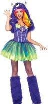 Happy Co. Happy&co Costumes Green Monster Dress Women Costumes Halloween Animal Cosplay Costume