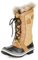 Sorel TofinoTM II Fur-Trim Quilted Boot, Curry