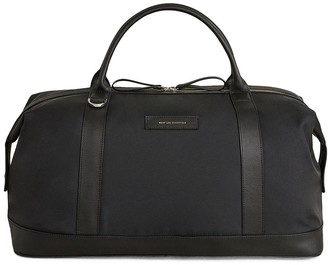 WANT Les Essentiels Logo Patch Holdall