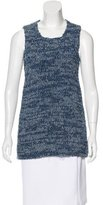Celine Sleeveless Knit Top