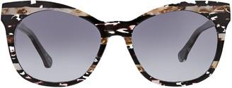 Trina Turk Cocos Polarized Sunglass